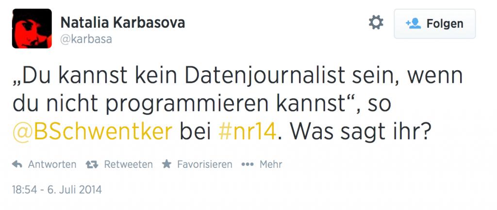 Tweet_Programmieren_DDJ_Natalia_Karbasova